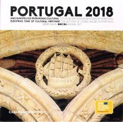 Portugal 2018 Cartera Oficial