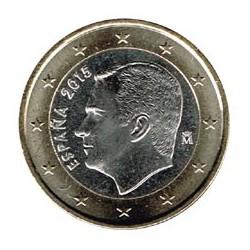 España 2015 1 Euro Felipe VI S/C