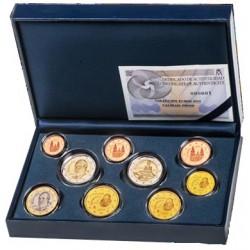 España 2014 Cartera Oficial 9 monedas PROOF S/C