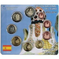 España 2014 Cartera Oficial S/C