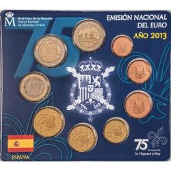 España 2013 Cartera Oficial S/C