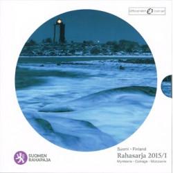 Finlandia 2015 Cartera Oficial S/C