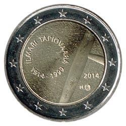 Finlandia 2014 2 Euros Tapiovaara S/C