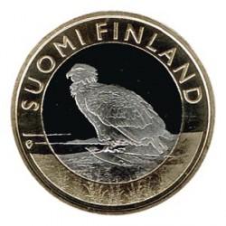 Finlandia 2014 5 Euros Águila de cola blanca S/C