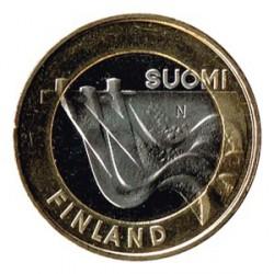 Finlandia 2013 5 Euros Presa de Imatra S/C