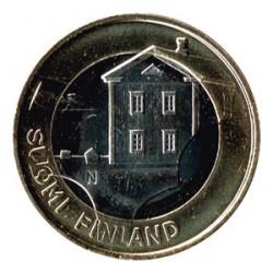 Finlandia 2013 5 Euros Casa Tradicional S/C
