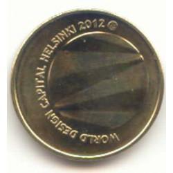 Finlandia 2012 5 Euros Helsinki S/C