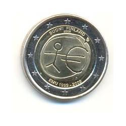 Finlandia 2009 2 Euros 10º Aniv. del Euro S/C