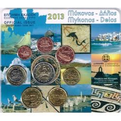 Grecia 2013 Cartera Oficial S/C