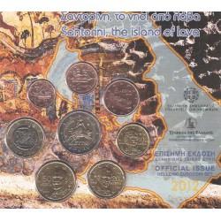 Grecia 2012 Cartera Oficial S/C
