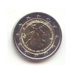 Grecia 2010 2 Euros 2.500 Años Batalla de Maratón S/C