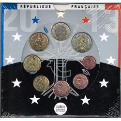Francia 2013 Cartera Oficial S/C