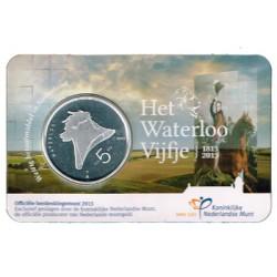 Holanda 2015 5 Euros Waterloo S/C