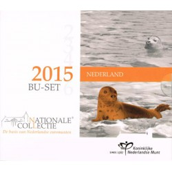 Holanda 2015 Cartera Oficial S/C