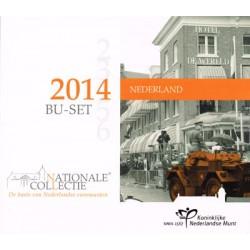 Holanda 2014 Cartera Oficial S/C