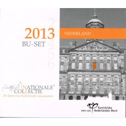 Holanda 2013 Cartera Oficial S/C
