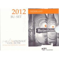 Holanda 2012 Cartera Oficial S/C