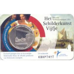 Holanda 2011 5 Euros La pintura holandesa S/C
