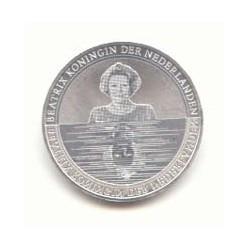 Holanda 2010 5 Euros Waterland S/C