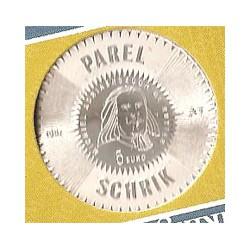 Holanda 2007 5 Euros Michiel de Ruyter S/C