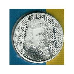 Holanda 2006 5 Euros Rembrandt S/C