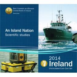 Irlanda 2014 Cartera Oficial S/C