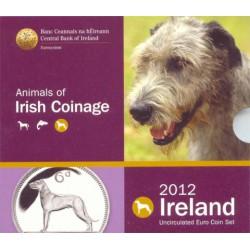 Irlanda 2012 Cartera Oficial S/C