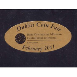 Irlanda 2011 Tira 8 valores S/C