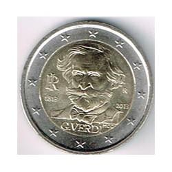Italia 2013 2 Euros 200 Aniv. Giuseppe Verdi S/C
