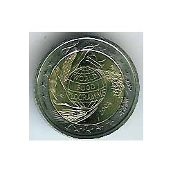Italia 2004 2 Euros World Food Program S/C