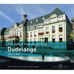 Luxemburgo 2014 Cartera Oficial S/C