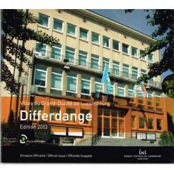 Luxemburgo 2013 Cartera Oficial S/C