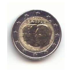 Luxemburgo 2011 2 Euros Gran Duque Jean de Luxemburgo S/C