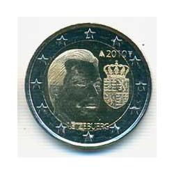 Luxemburgo 2010 2 Euros Escudo de Armas S/C