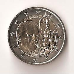 Luxemburgo 2008 2 Euros Châtou de Berg S/C