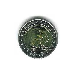 Luxemburgo 2005 2 Euros Henri y Adolphe S/C