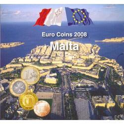 Malta 2008 Cartera de Correos S/C