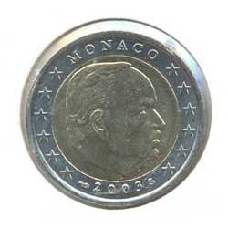 Mónaco 2003 2 Euros Rainiero S/C