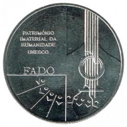 Portugal 2015 2´5 Euros Fado, Patrimonio Inmaterial UNESCO S/C