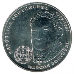 Portugal 2014 2´5 Euros Marcos Portugal S/C