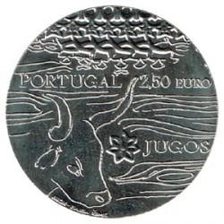 Portugal 2014 2´5 Euros Yugos S/C