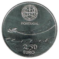 Portugal 2014 2´5 Euros Centenario Aviación Militar S/C