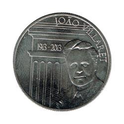Portugal 2013 2´5 Euros João Villaret S/C