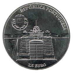Portugal 2013 2´5 Euros Fortificaciones de Elvas S/C
