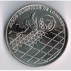 Portugal 2012 2´5 Euros Juegos Olímpicos de Londres S/C