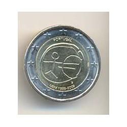 Portugal 2009 2 Euros 10º Aniv. del Euro S/C