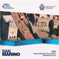 San Marino 2014 Cartera Oficial S/C