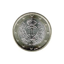 San Marino 2013 1 Euro S/C