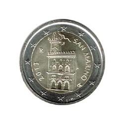 San Marino 2013 2 Euros S/C