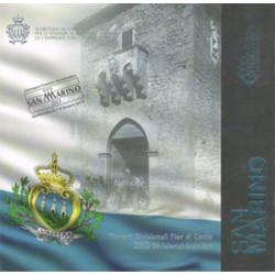 San Marino 2013 Cartera Oficial S/C